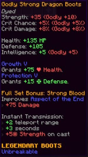 Godly Strong Dragon Set Zocastra How to get dragon armor in hypixel skyblock. godly strong dragon set zocastra